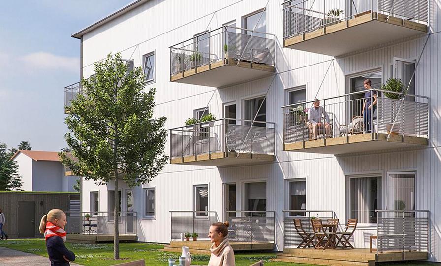 BoKlok nytt hus